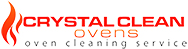 Crystal Clean Ovens Mobile Logo